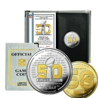 Super Bowl Flip Coin